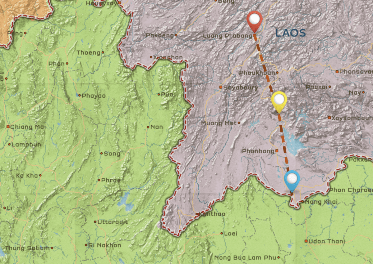 Laos 10 Day Itinerary Classic Route