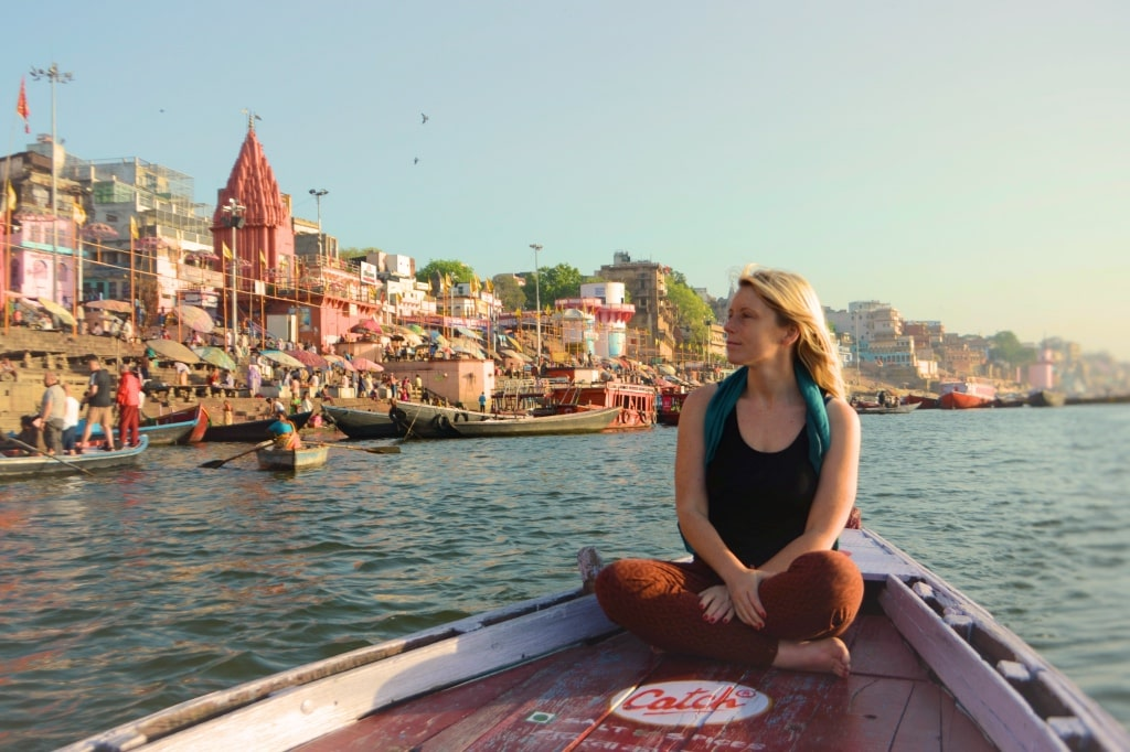 The Ganges or Ganga - one of the most mysterious places in the world