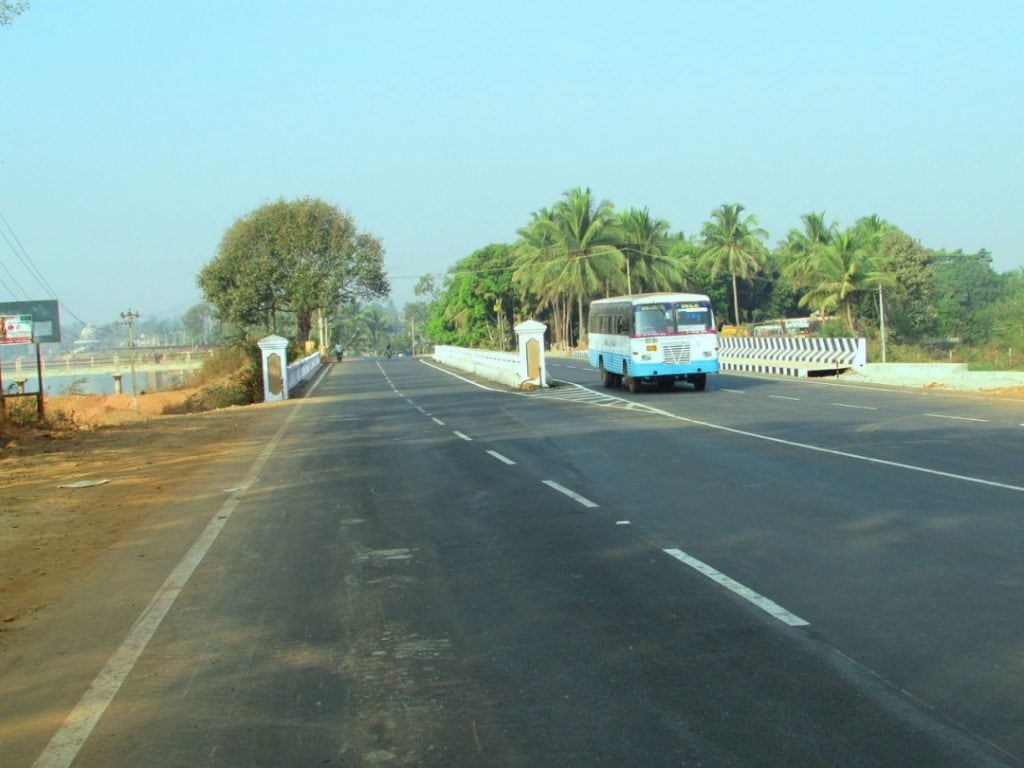 The backpacking cost in India is much lower if you use government instead of private buses.