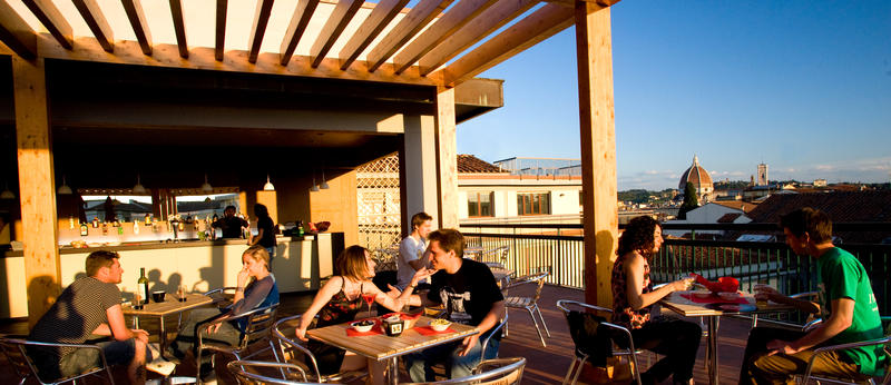 Plus Florence best hostels in Florence