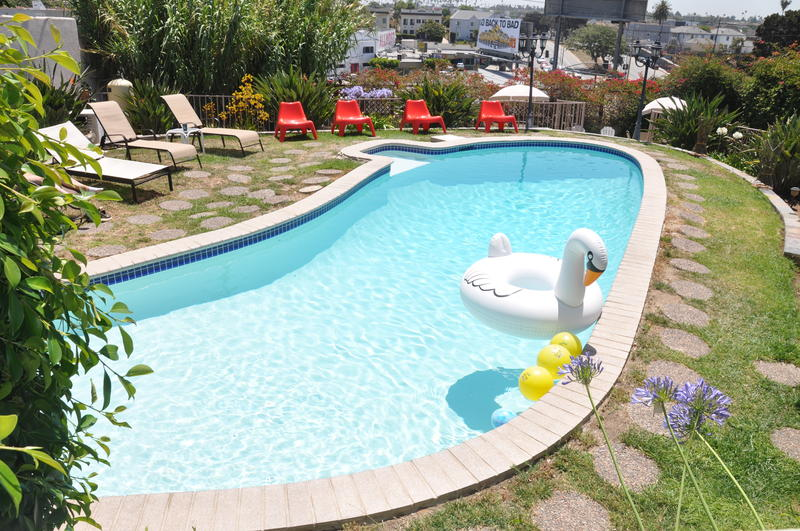 San Vicente Place best hostels in Los Angeles