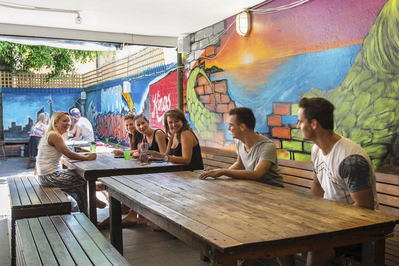 Summer House Backpackers Sydney best hostels in Sydney