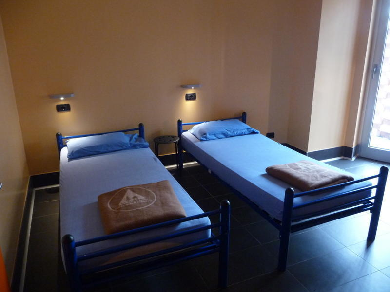 Youth Hostel Piero Rotta where to stay in milan