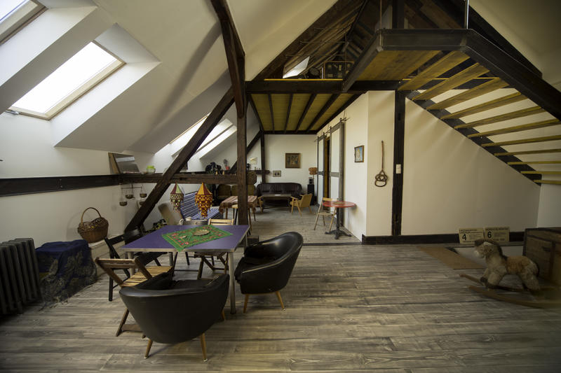 A simple and nice youth hostel in Budapest - Das Nest