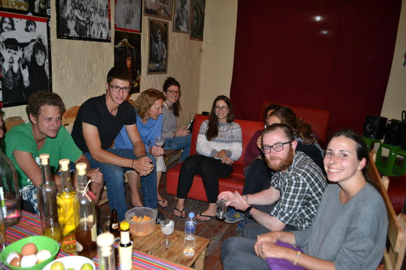 Econunay best hostels in Arequipa