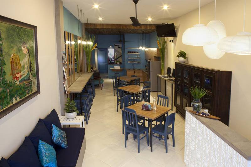 Town House 50 best hostels in Ho Chi Minh