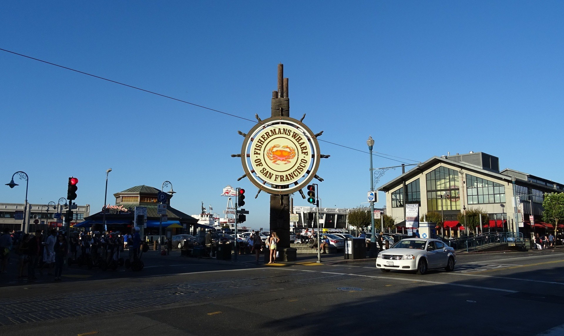 Fisherman's Wharf - Best Place to Stay With Family in San Francisco