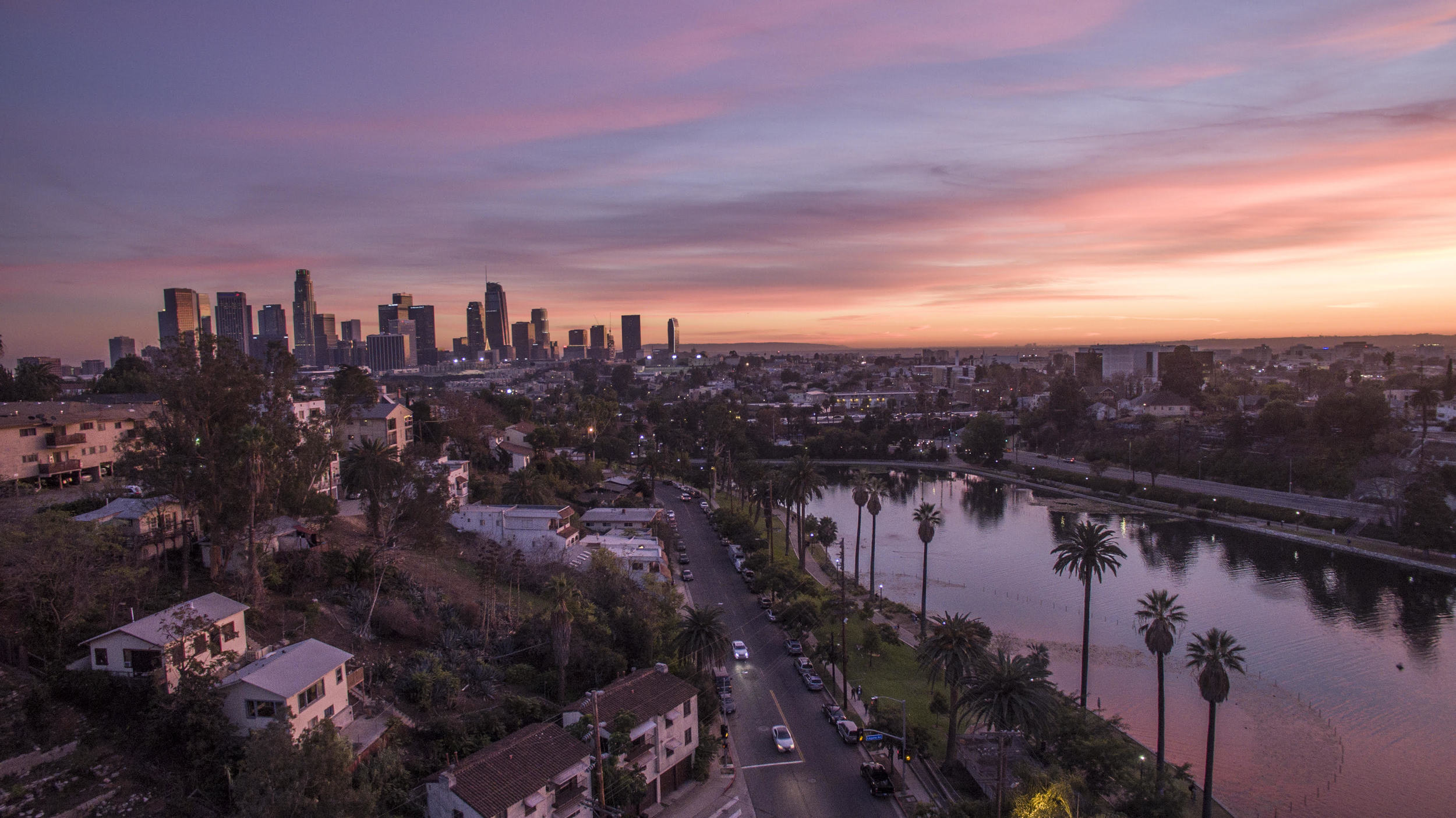 backpacking Los Angeles