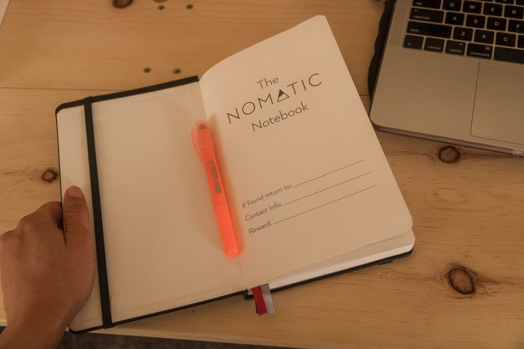 nomatic notebook