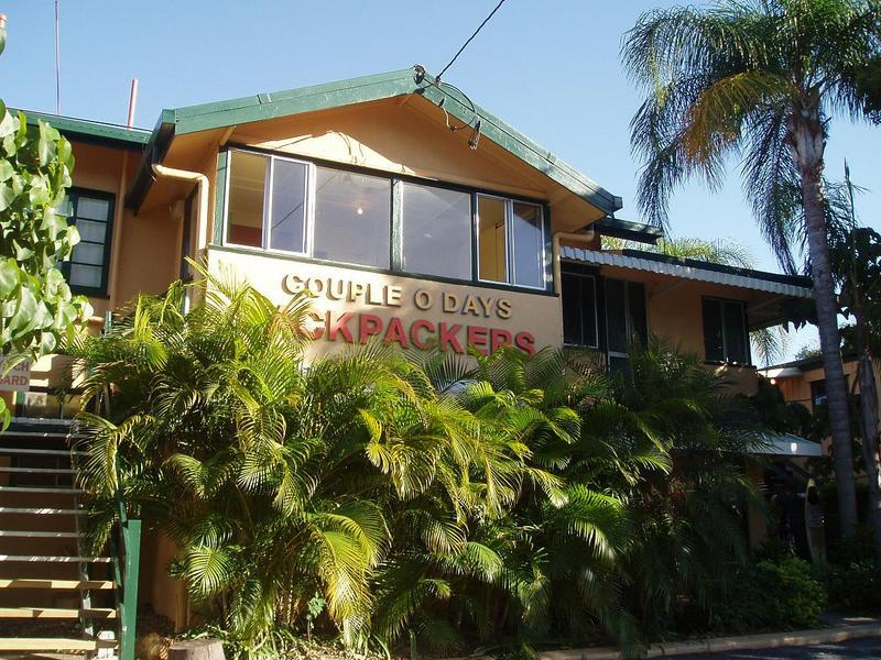 Couple O' Days Backpackers best hostels in Surfers Paradise