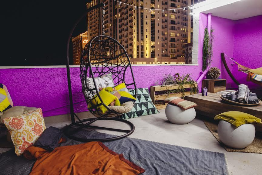 Oasis at Gold Spike best budget hotel in Las Vegas