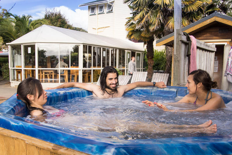 Paridiso Backpackers best hostels in New Zealand
