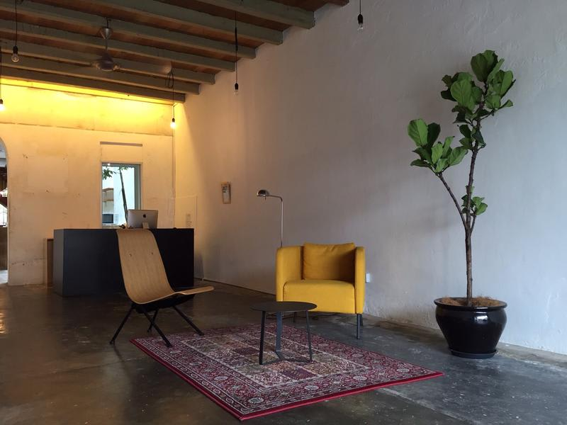 The Frame Guesthouse best hostels in Penang