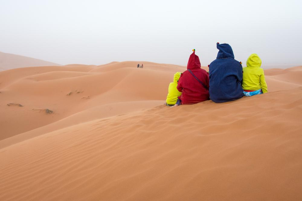 Is Morocco safe to travel for families?