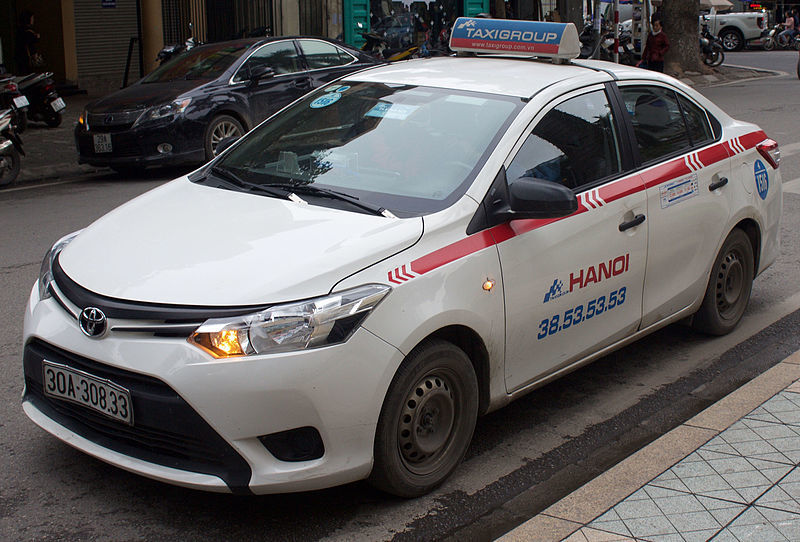 are taxis safe in vietnam