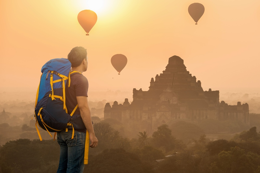 Is Myanmar safe to travel alone?