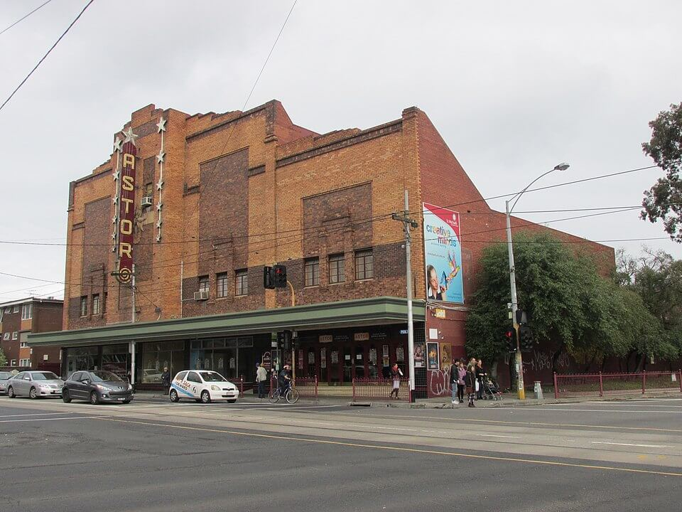 The Astor Theater