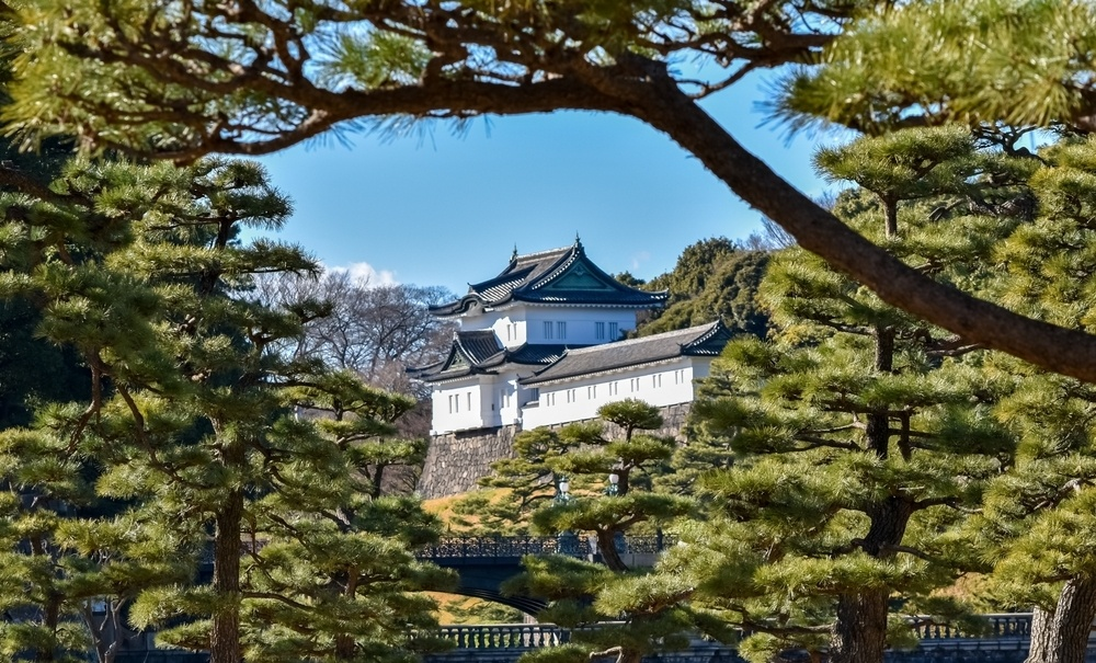 The Imperial Palace Tokyo