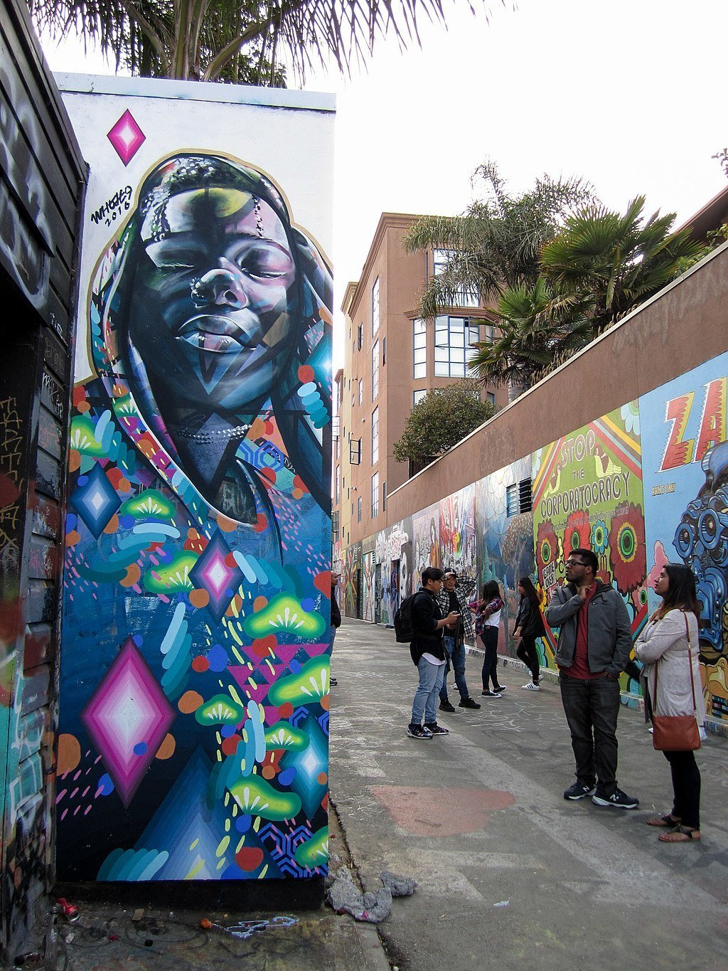 The Mission Murals