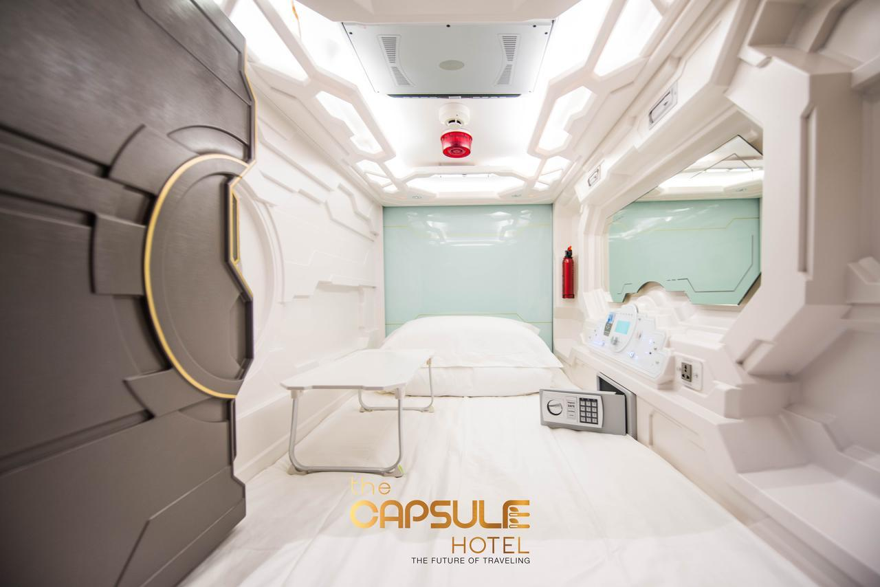The Capsule Hotel, Sydney