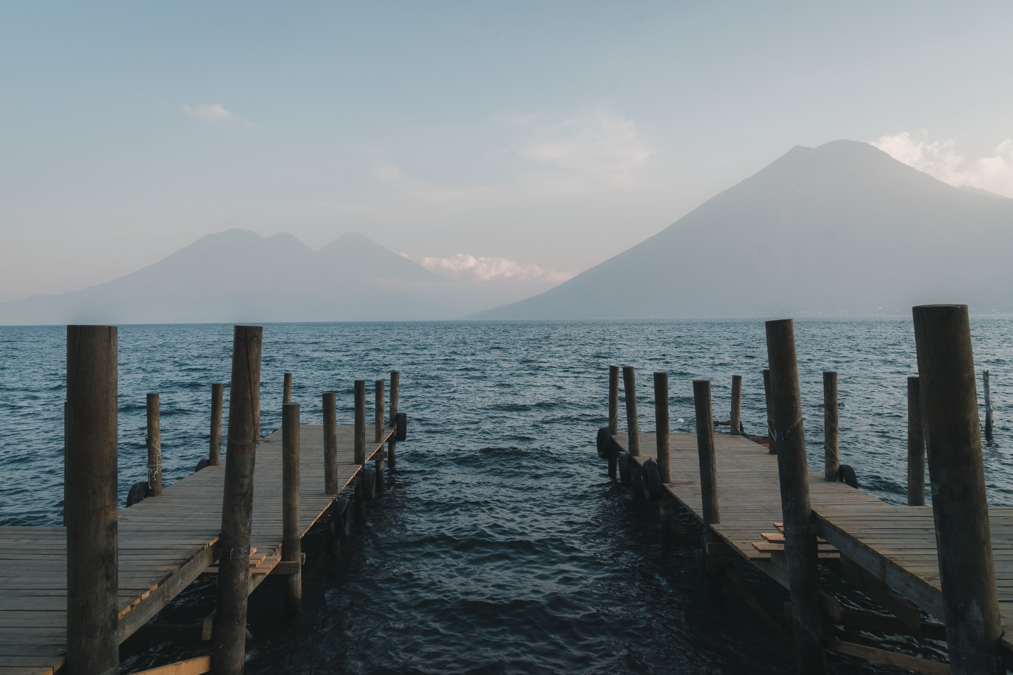 best things to do in Guatemala: visit Lake Atitlan
