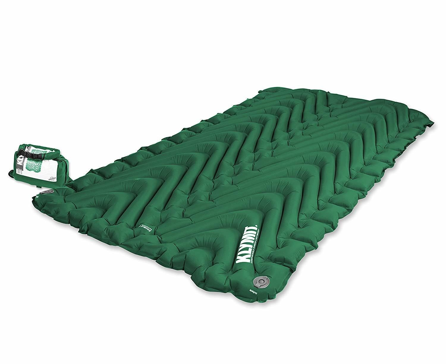 klymit double v sleeping pad