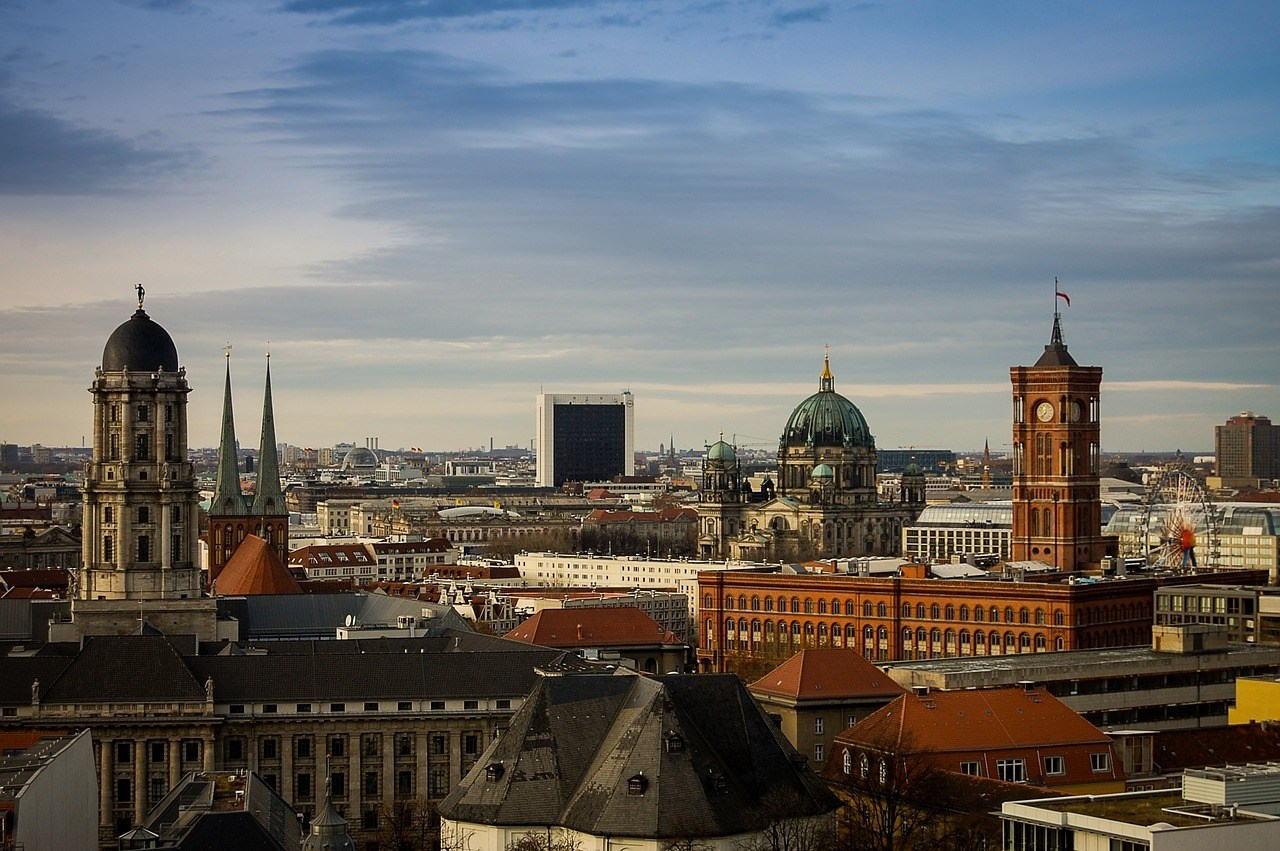 where to stay in Berlin