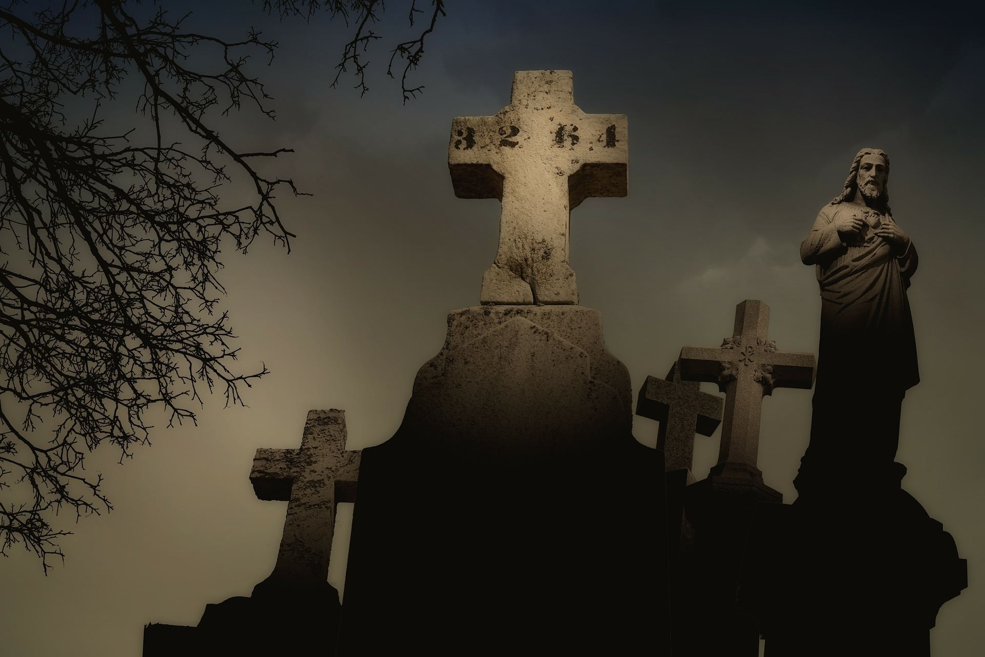 Notre Dame des Neiges Cemetery, Montreal