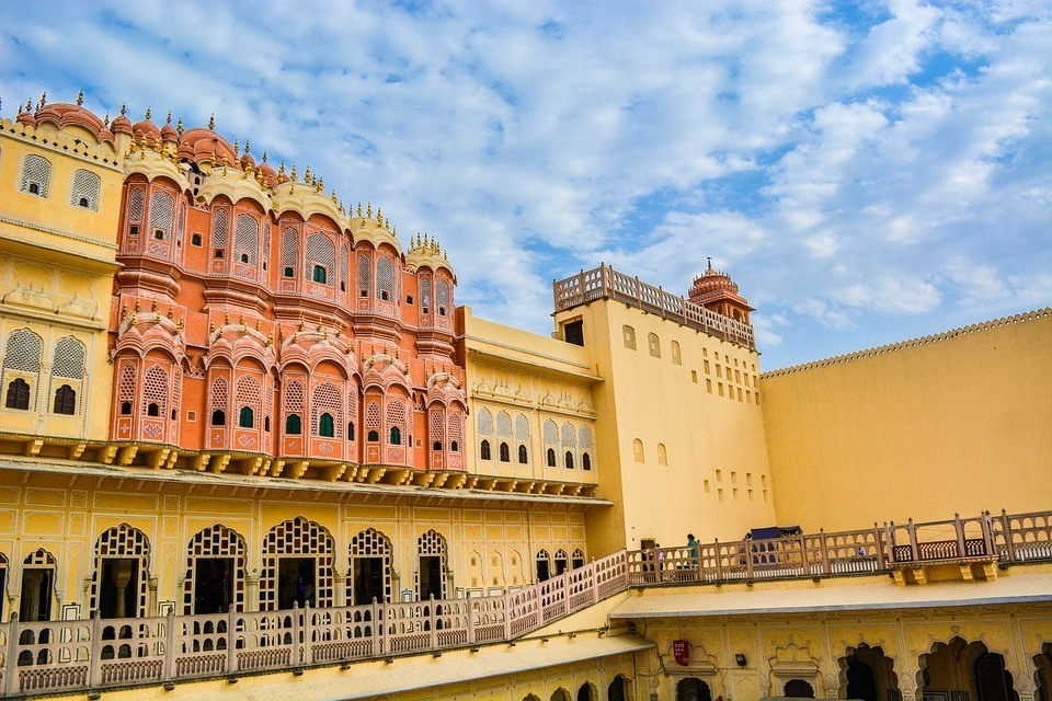 when to visit Jaipur