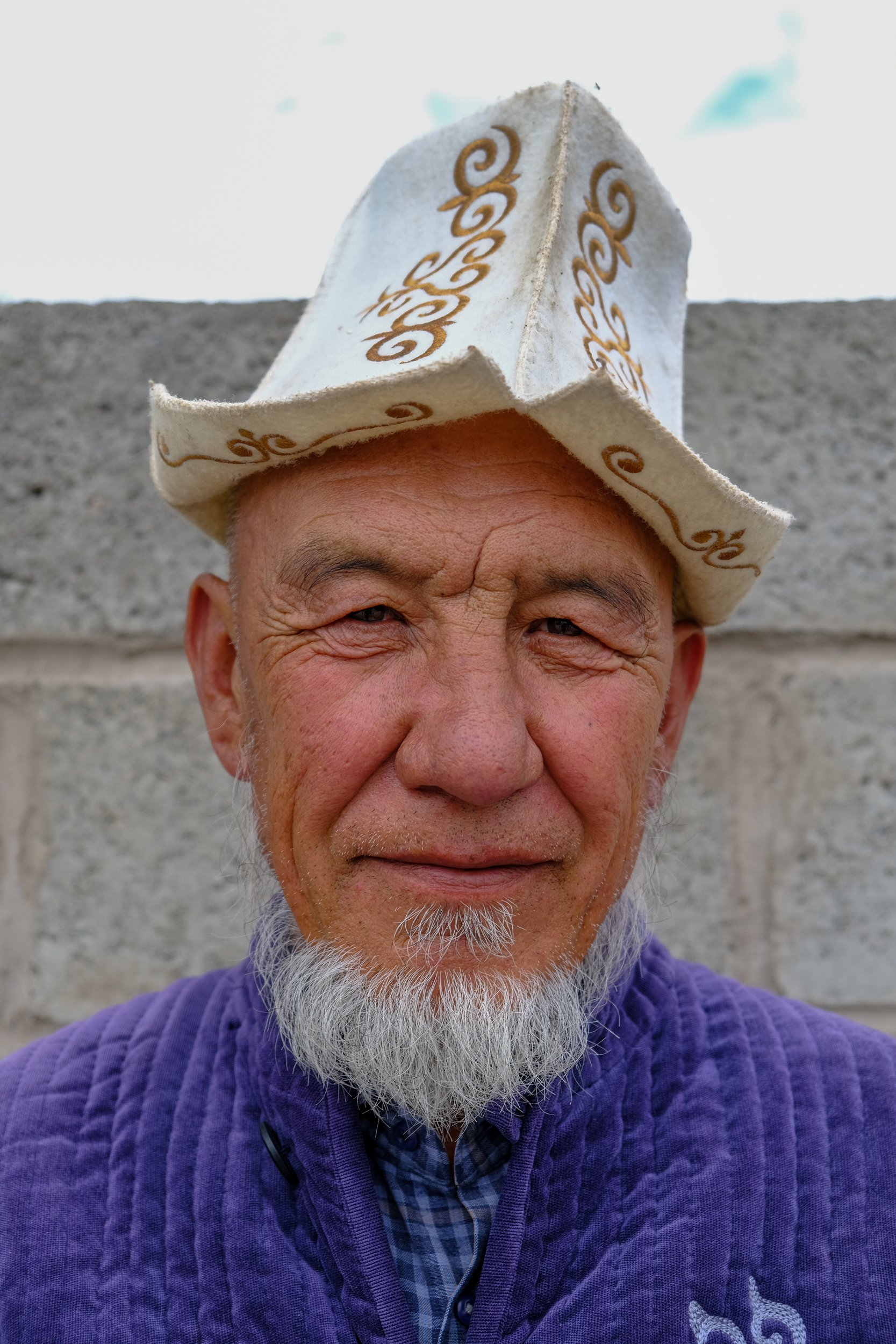 people in kyrgyzstan