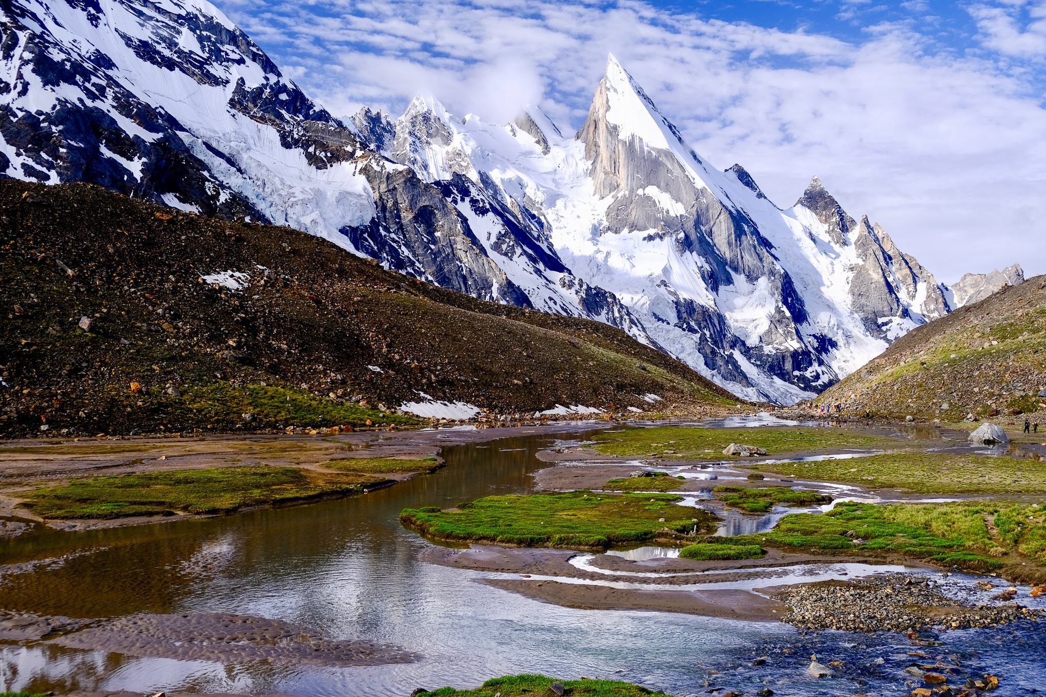 k2 trek mountains of pakistan