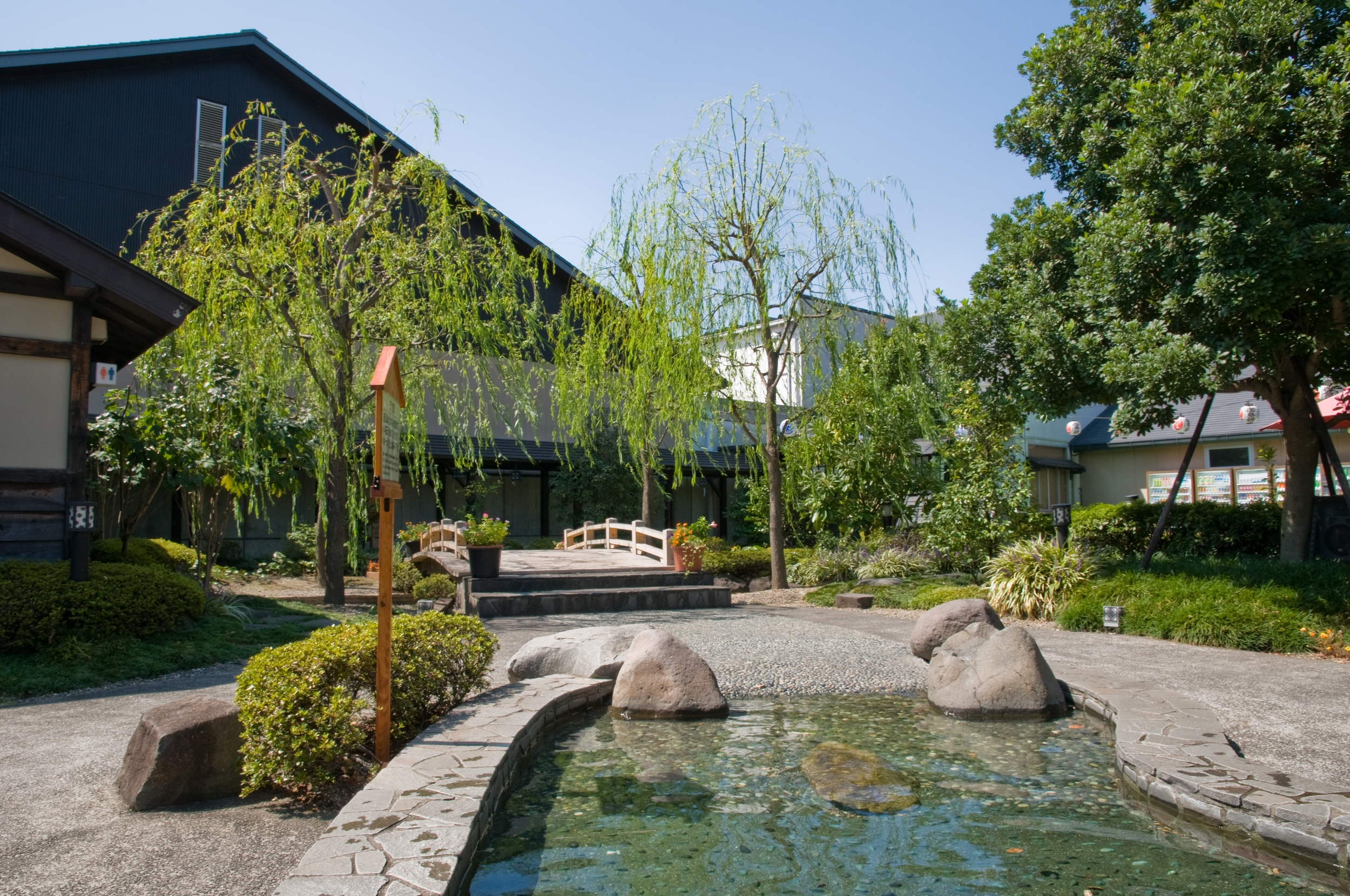Onsen (Hot Spring) Experience