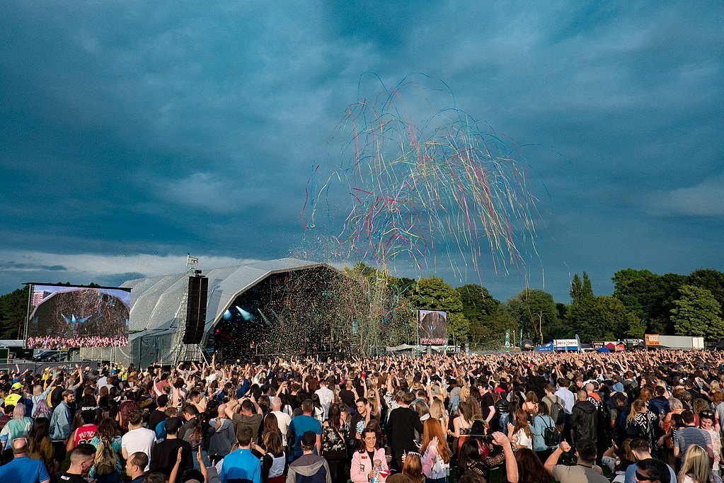 Join one of Liverpoool's International Music Festival.