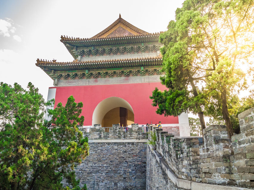 Badaling Great Wall and Ming Tombs Coach Tour