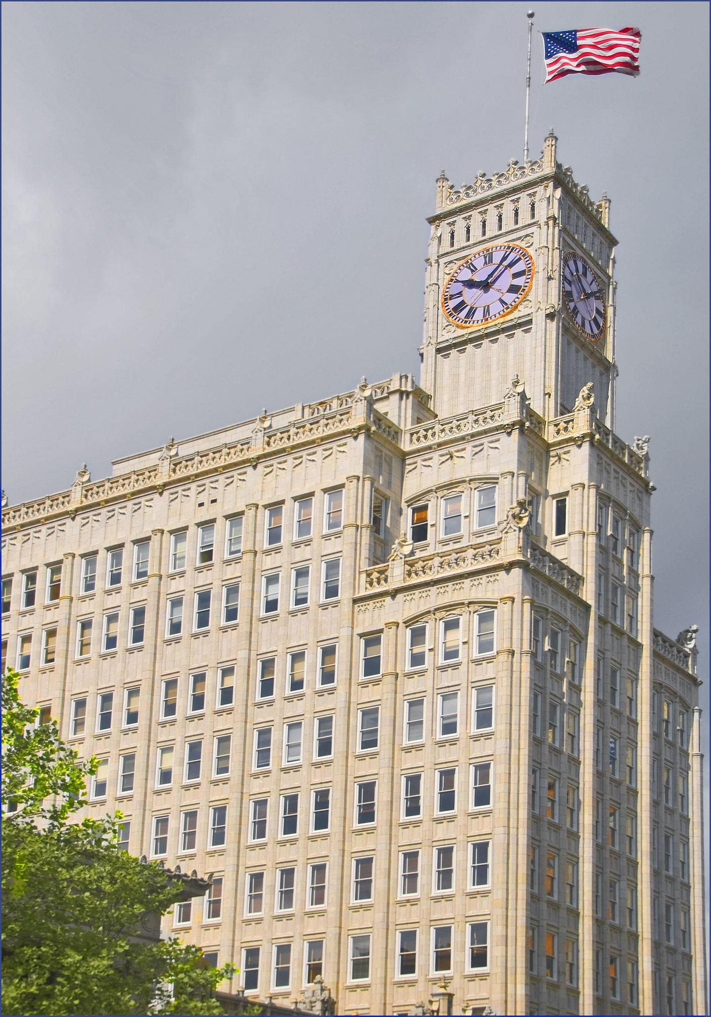 Lamar Life Building Clock Tower