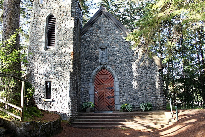 Search out the National Shrine of St Therese Juneau